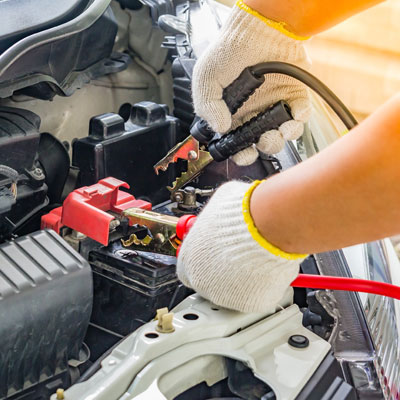 In the Service Lane: Jump Starting a Dealership