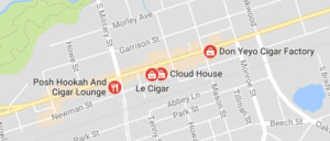 cigar store map