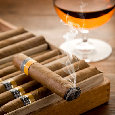 Targeting Cigar Smokers: Mobile UX plus Organic Facebook Posts